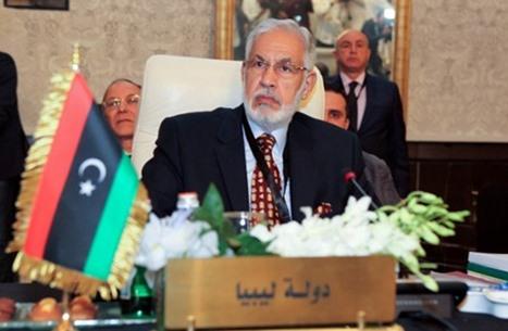 وزير خارجية ليبيا يبحث عودة الشركات التركية إلى طرابلس