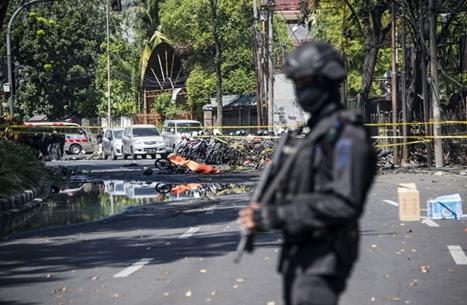 شرطة إندونيسيا تقتل قياديا في تنظيم الدولة
