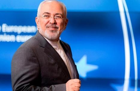 ظريف يرحب بالدعوة القطرية للحوار بين إيران ودول الخليج