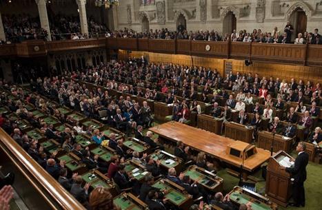 """برلمان كندا يطالب بتصنيف جماعة """"قومية متطرفة"""" منظمة إرهابية"""