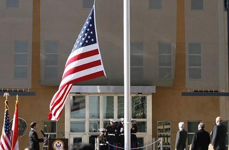 WP: التوتر مع إيران وراء خفض عدد دبلوماسيي أمريكا بالعراق