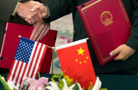 إضافة شركات صينية كبرى للقائمة السوداء بأمريكا