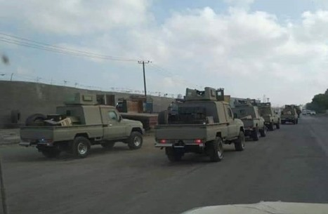 قتيل وإصابات بصفوف الجيش اليمني بقصف جوي في أبين