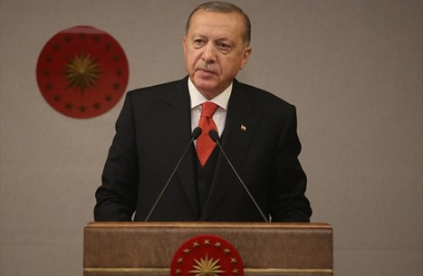 أردوغان يهاجم إسرائيل بالأمم المتحدة.. ومندوب الاحتلال يغادر