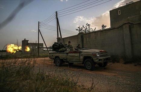 """طرابلس: قصف """"الوطية"""" دافع لخوض معركة تحرير سرت والجفرة"""