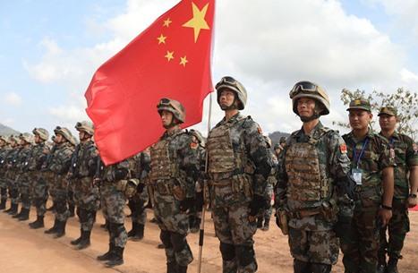 فيديو دعائي للجيش الصيني بمشاهد هوليوودية (شاهد)
