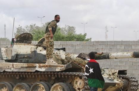 """متحدث عسكري يكشف لـ""""عربي21"""" تطورات معركة سرت"""