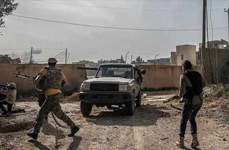 """ليبيا وتركيا ومالطا تتحفظ على عملية """"إيريني"""" البحرية"""