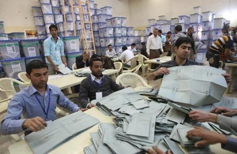 هل يدفع انسحاب قوى تشرين للتشكيك بشرعية انتخابات العراق؟