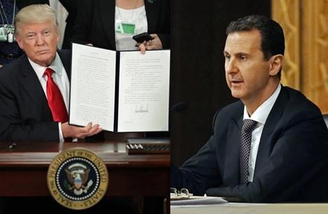 مساع لرفع دعوى قضائية ضد ترامب بعد كشف رغبته بقتل الأسد