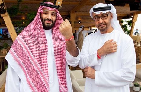 صحيفة: هرولة سعودية إماراتية لإسرائيل وفرنسا ومعاداة لتركيا