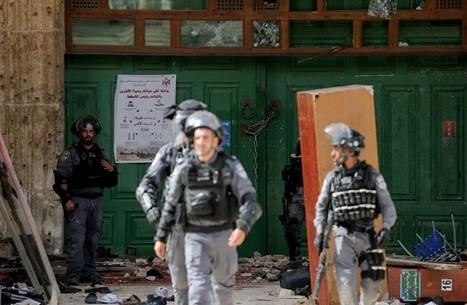 مستوطن يدهس فلسطينيين قرب باب الأسباط بالقدس (شاهد)