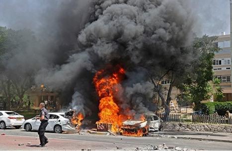 """قصف """"تل أبيب"""" يكبد الاحتلال خسائر اقتصادية قاسية (شاهد)"""