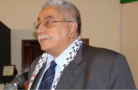 """معن بشور يدعو إلى إعادة النظر في """"التطبيع"""" مع الاحتلال"""