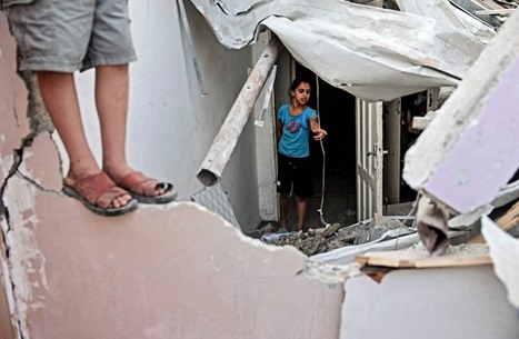 ارتفاع حصيلة شهداء غزة إلى 24.. والاحتلال يواصل القصف (شاهد)