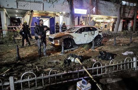 هكذا علق قادة الاحتلال على قصف المقاومة لتل أبيب بالصواريخ