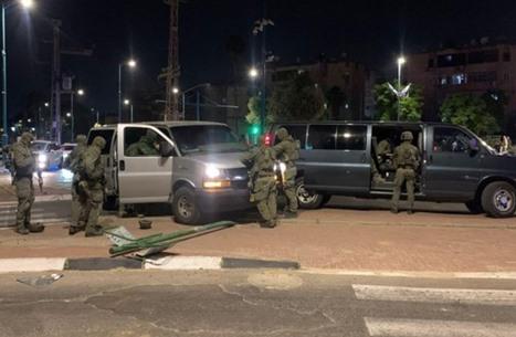 الاحتلال يحاصر أحياء اللد ويفرض حظرا شاملا للتجوال