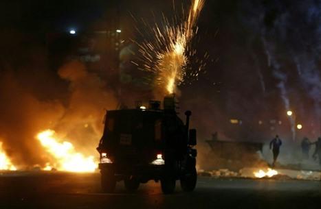 الضفة تنتفض.. مواجهات مع الاحتلال في عدة مناطق (شاهد)
