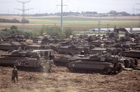 غزة تدعو لعدم استضافة متحدثي الاحتلال عبر الإعلام