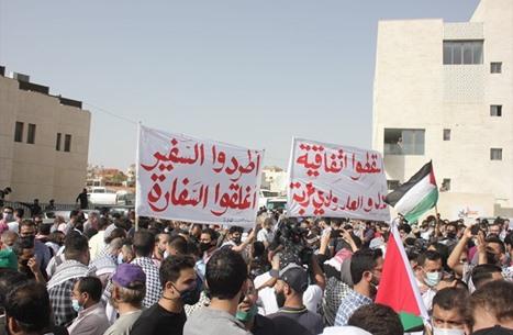 لماذا لا يطرد الأردن السفير الإسرائيلي؟ سياسيون يجيبون