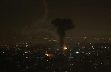 مجزرة في غزة والاحتلال يدمّر مسجدا ويكثّف غاراته شمال القطاع