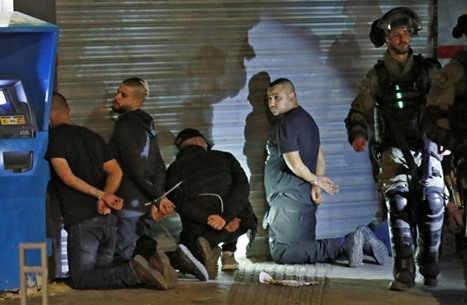 MEE: الفلسطينيون يواجهون اليهود الفاشيين في أراضي 48