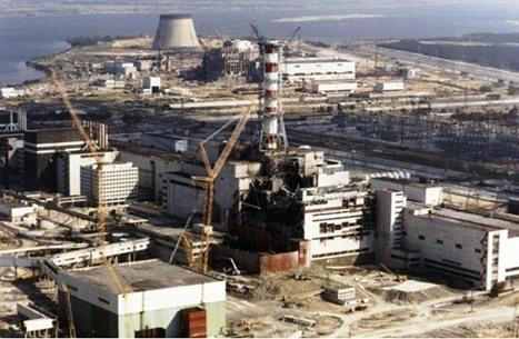 نشاط مقلق وغير متوقع لتفاعلات نووية بمفاعل تشيرنوبل