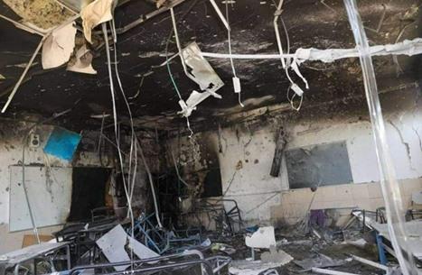 دمار واسع بمنازل مستوطنين في عسقلان المحتلة (شاهد)