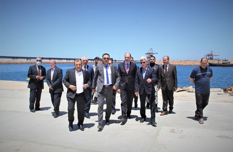 مسؤول ليبي يوضح تفاصيل زيارة سفير مصر الجديد لمصراتة