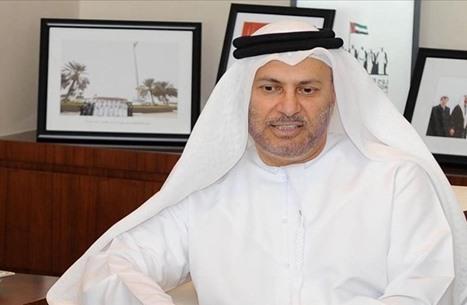 قرقاش: تعاطف الإمارات مع القضية الفلسطينية متأصل