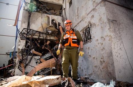 صواريخ المقاومة تصيب 14 جنديا إسرائيليا 4 منهم بحالة خطرة