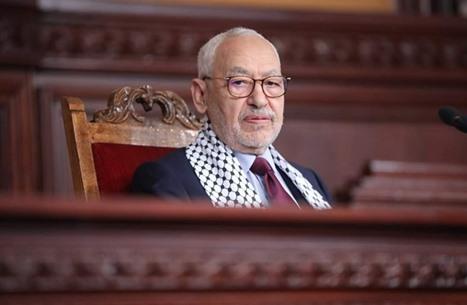 الغنوشي: المقاومة الفلسطينية تخلط الأوراق وتفرض واقعا جديدا