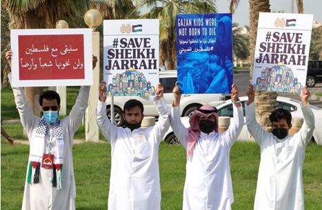 الكويت تتراجع عن منع فعالية تضامنية مع فلسطين بحجة كورونا