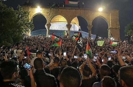 """أوقاف القدس تحذر من """"مسيرة الأعلام"""" وتدعو لشد الرحال للأقصى"""