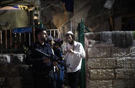 شاب مقدسي يروي تفاصيل قمع الاحتلال بالشيخ جراح (شاهد)