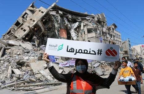 """وفد حكومي فلسطيني إلى القاهرة لبحث """"إعادة الإعمار"""""""