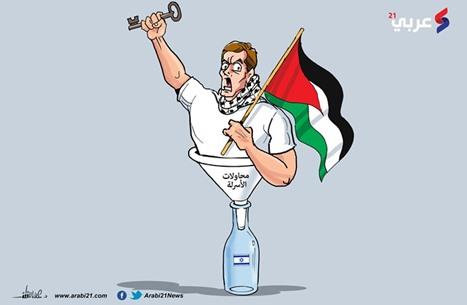 """""""فلسطينيو 48"""" يسقطون مؤامرة """"الأسرلة"""" (بورتريه)"""