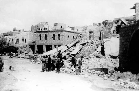 """70 أسيرا فلسطينيا أعدموا في مجزرة """"عين الزيتون"""""""
