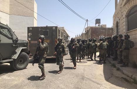 الاحتلال يقتحم منزل منفذ عملية زعترة ويبدأ بإجراءات هدمه