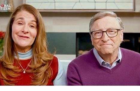 صحف: علاقة جنسية سبب مغادرة بيل غيتس مايكروسوفت ثم طلاقه