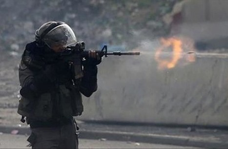 استشهاد فتى فلسطيني واندلاع مواجهات جنوب نابلس