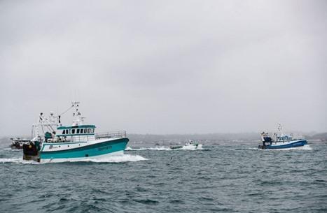 فرنسا ترسل زورقين إلى ميناء جيرسي ردا على مناورات بريطانية