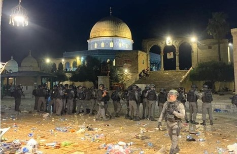 """أوقاف القدس لـ""""عربي21"""": الاعتداء على الأقصى مبيت وخطير"""