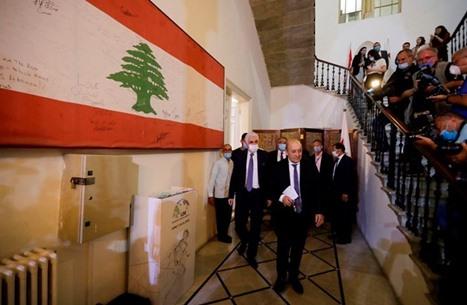 خارجية فرنسا: قادة لبنان لم يلتزموا بتعهداتهم أمام ماكرون