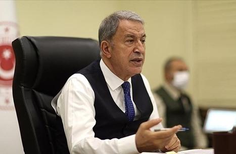 أكار: علاقات تركيا بمصر تتطور وستصل مستويات رفيعة قريبا