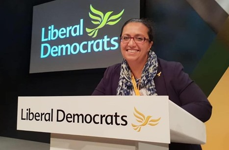 """انتخاب أول مسلمة لعضوية """"جمعية لندن الكبرى"""""""