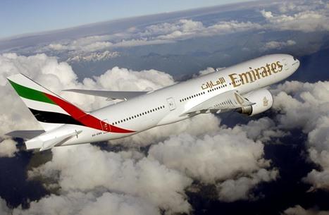 """""""طيران الإمارات"""" توفر خدمة جديدة بعد منع الأجهزة الإلكترونية"""