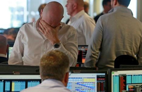 القلق يضرب الأسواق العالمية مع بدء انفصال بريطانيا رسميا