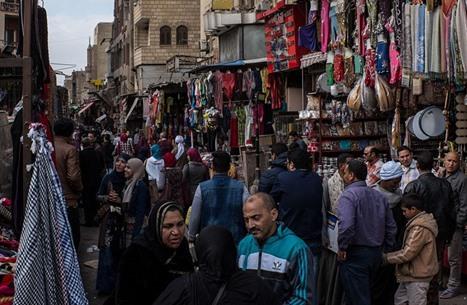 عدد سكان مصر يقترب من 120 مليون نسمة في 2030