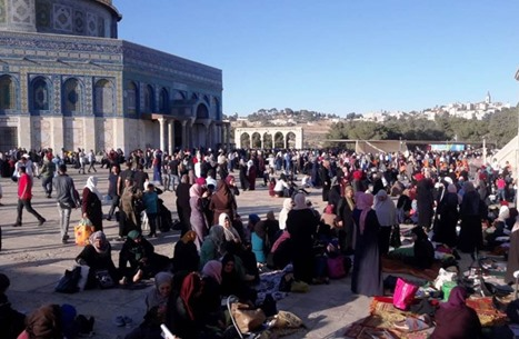 دعوات مقدسية للحشد وإحياء أول جمعة بعد إغلاق الأقصى